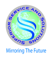 Superior Service and Solutions Logo